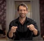 Kadr z reklamy