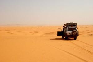Bezkresna Sahara