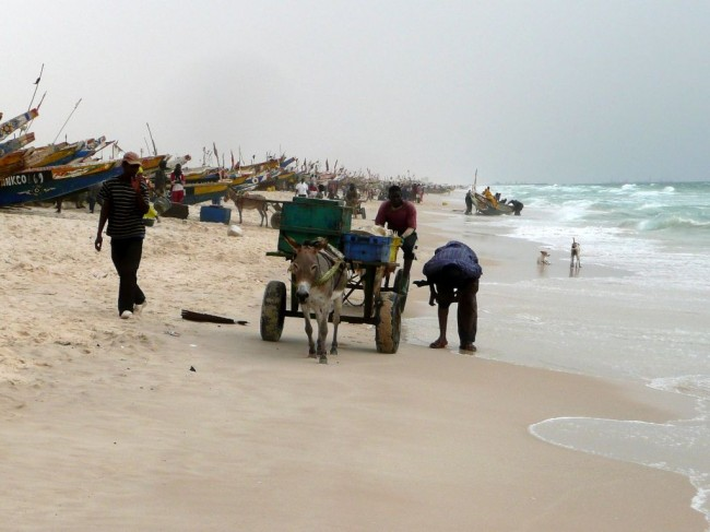 Port w Nouakchott