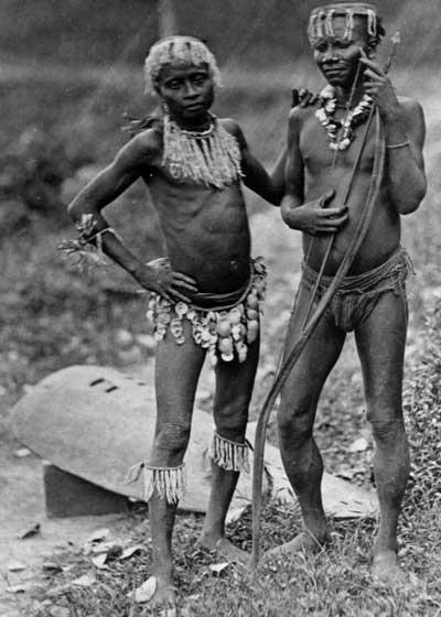 Andamanowie