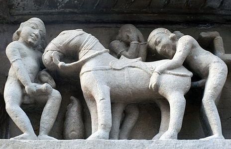 świątynia Lakshmana, Indie