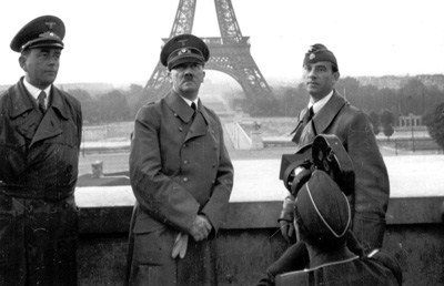 Adolf Hitler i Albert Speer