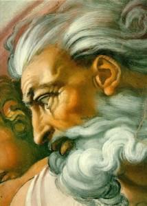 Obraz Boga