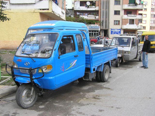 Riksza w Albanii