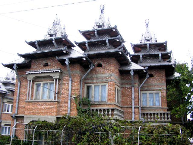 Dom bogatego Cygana