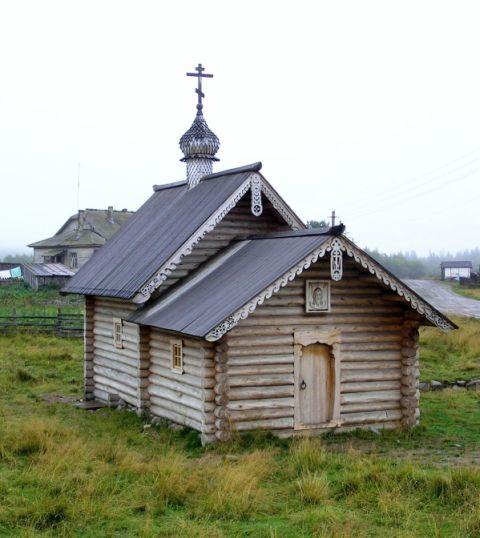 Sołowki - cerkiewka
