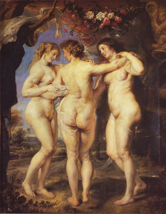 Rubens 3 gracje