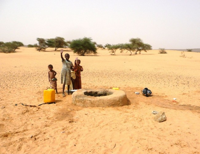 Dzieci pustyni